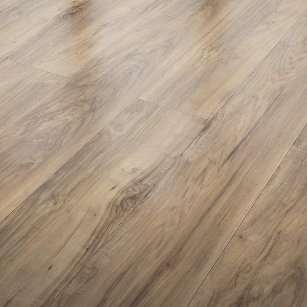Rustic Pecan 10mm Laminate Flooring By Inhaus Flooring