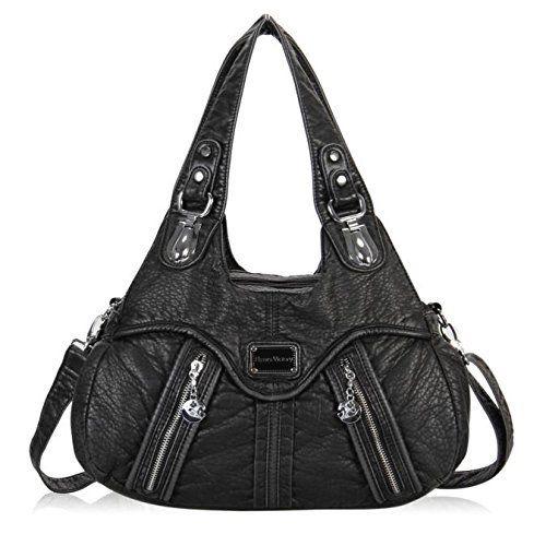 Veevan Washed Leather Vintage Hobo Style Shoulder Handbags Http Www