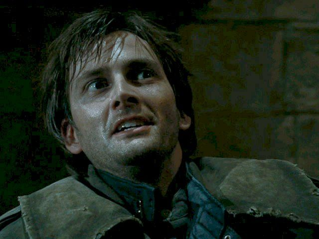 Barty Crouch Jr Played By David Tennant Has A Box That Is Bigger On The Inside Coincidence Imgu Barty Crouch Jr Harry Potter Crossover Harry Potter Puns