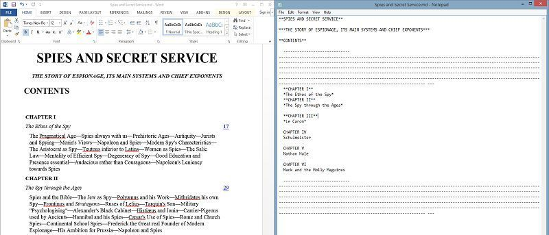 Writage: A New Contender for Best Markdown Editor? | Windows Tech