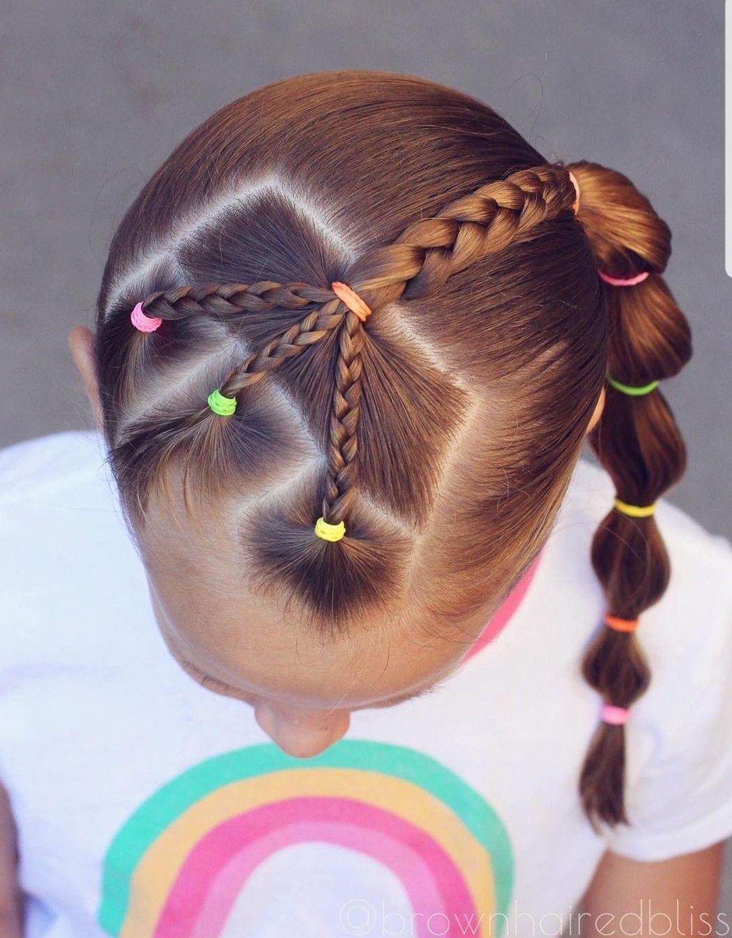 Pin By Gugu Martinez On Peinados Nina Hair Styles Toddler Hairstyles Girl Kids Hairstyles