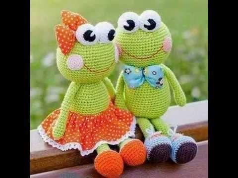 Bichinhos De Croche Youtube Crochet Toys Pinterest Häkeln