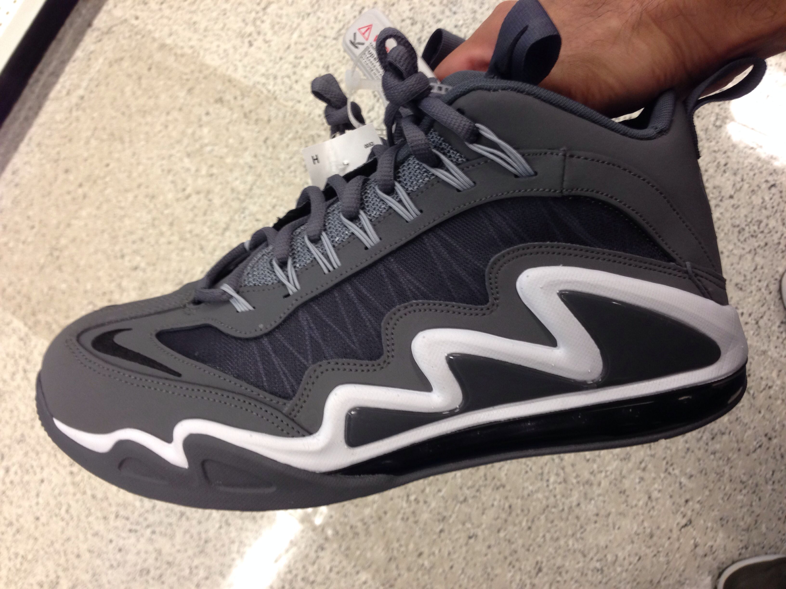 best service a69fe 10723 Nike Air Max 360 Griffey Hybrid found at Ross