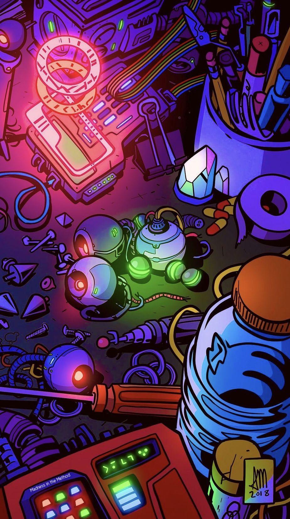 ະ MadnessintheMethod ະ wallpaper background in 2020