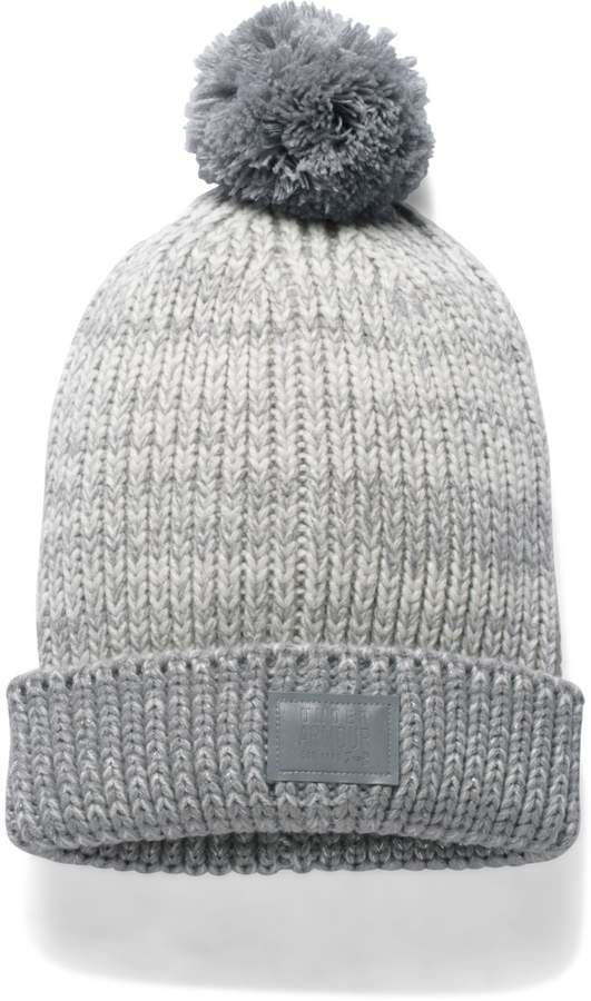 e54d28b4b Under Armour Girls' UA Shimmer Pom Beanie in 2019 | Products | Girl ...