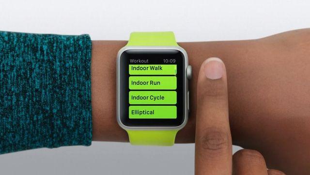 Đồng hồ điện tử Apple Watch tại sao lại có mặt hình chữ nhật