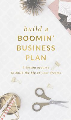 How To Write A Business Plan  Build A Boomin Business Plan Right
