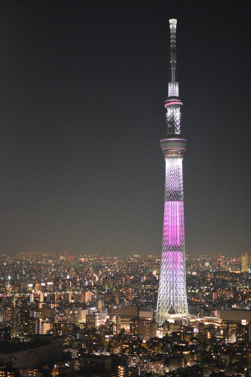 Tokyo Skytree スカイツリー 風景写真 スカイツリー 旅