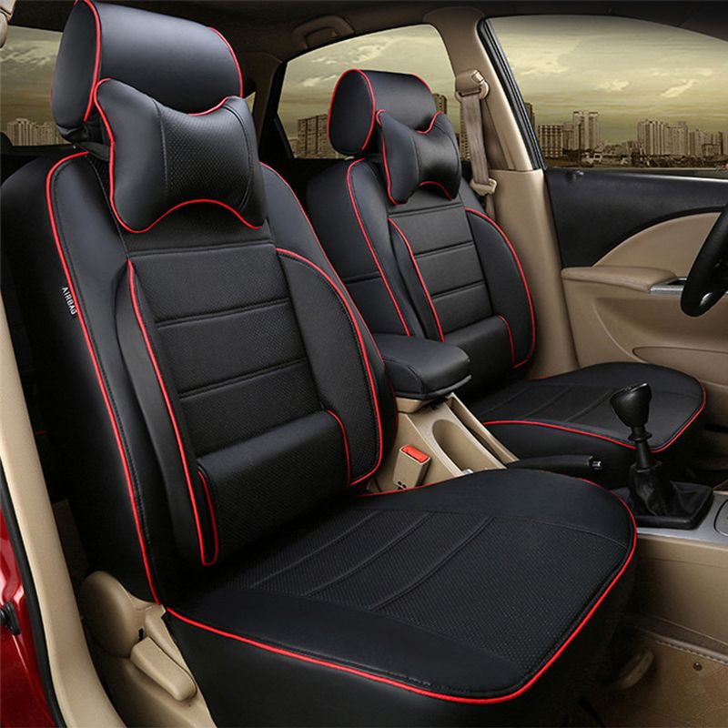 Custom Car Seat Covers For Subaru Forester 2014 2016 2015 2013 Seat Cover Sets Accessories Pu Leather Car Custom Car Seat Covers Car Seat Cover Sets Car Seats