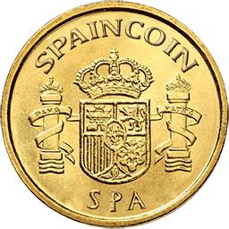 Spaincoin Coins Crypto Coin Crypto Currencies