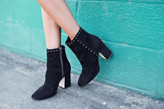 bnkr » STYLE ME GRASIE #booties #boots #coach