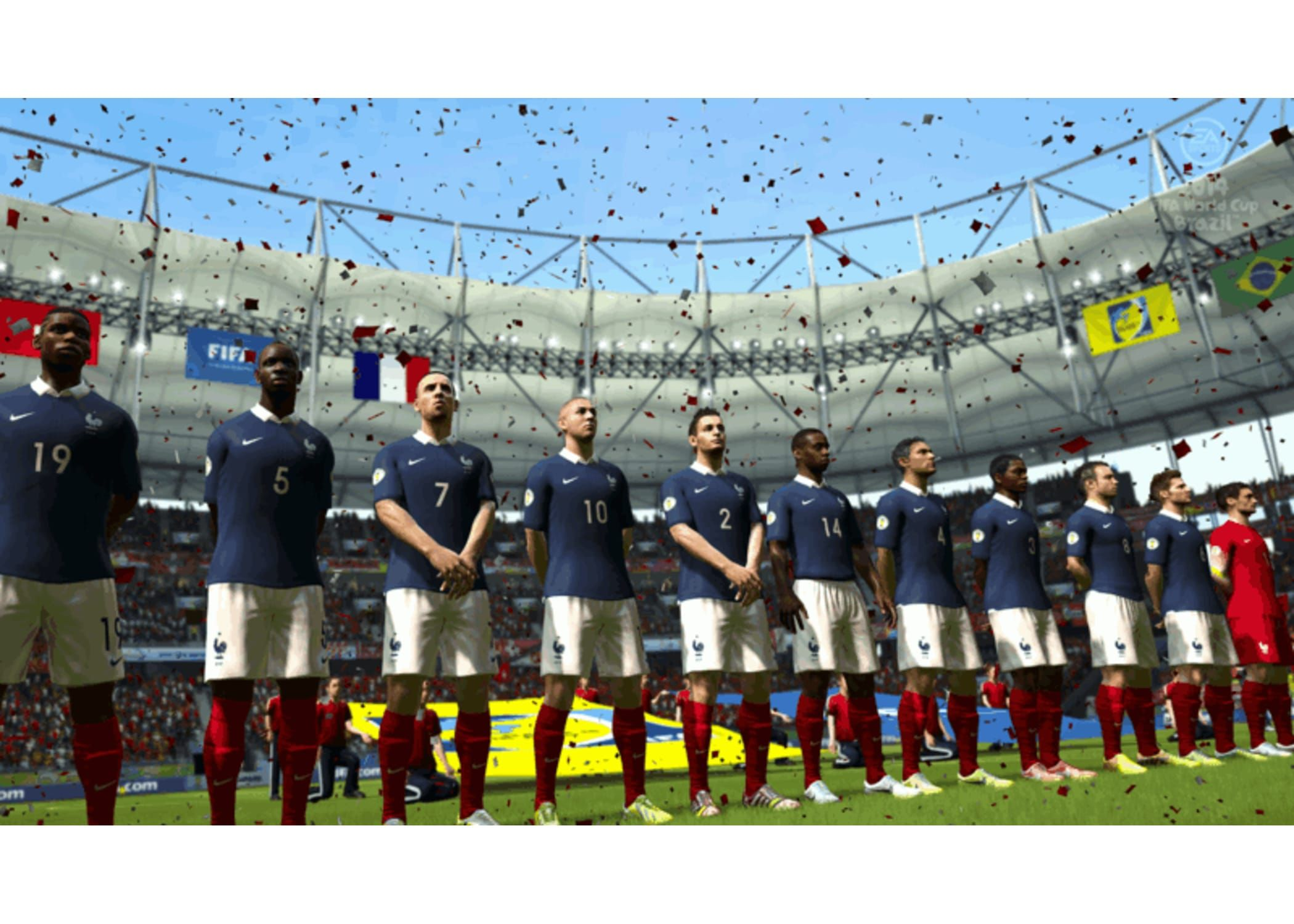 Buy Ea Sports 2014 Fifa World Cup Brazil On Playstation 3 Game Affiliate Affiliate Fifa Sports Buy Ea Pl In 2020 Fifa World Cup Game Fifa Fifa World Cup