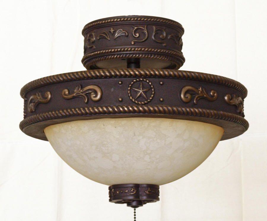 Texas Star Ceiling Fan For Rustic Western Inspired Home Decor Western Style Decor Rustic Star Decor Texas Star Decor