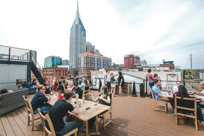 Try These 11 Nashville Restaurants For A Magical Outdoor