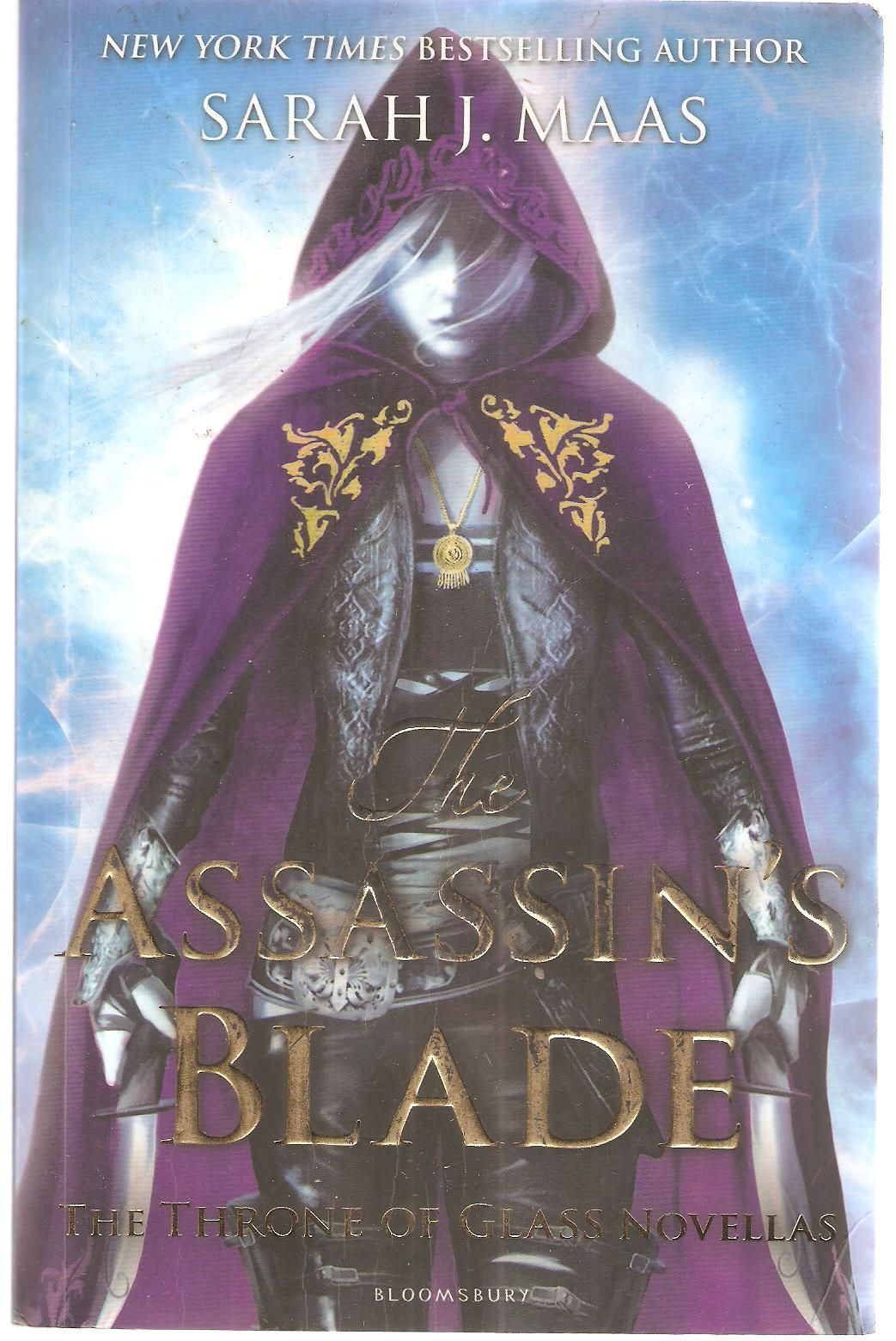 The Assassin's Blade by Sarah J. Maas.