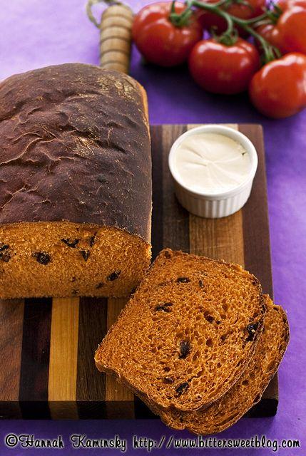 Tomato Bread...for Katie Z...