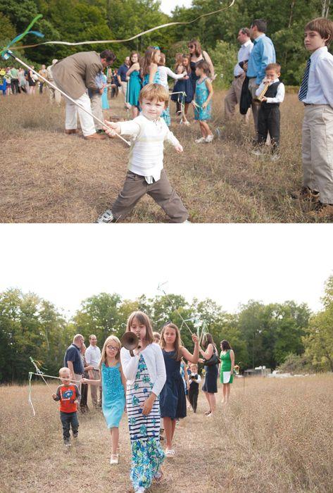 A Fun And Beautiful Wedding On Torch Lake
