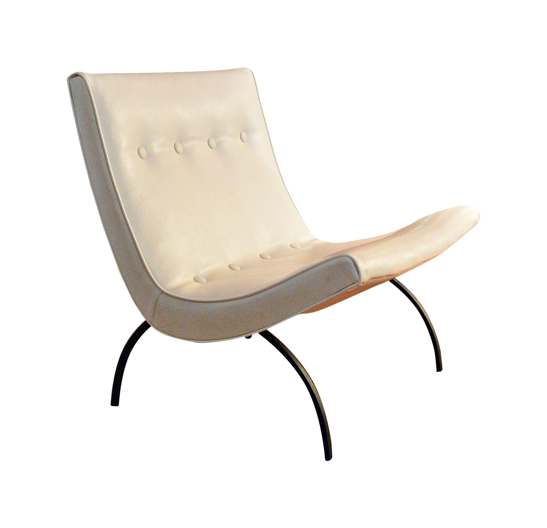 Awesome Milo Baughman Scoop Chair For Thayer Coggin On Chairish.com. Check Out The  Buttons