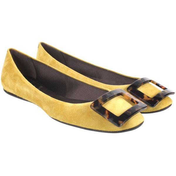 ROGER VIVIER Flats  My very, very favorite shoe designer of all times!!! excuse me master cobbler!