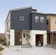 玄関 タイル グレーの外壁 の画像検索結果 ホームウェア 家を