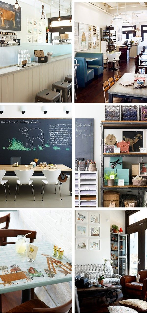 I love the huge chalkboard in teh house. Oh how I'm ready for that!!  CreativeActivity -