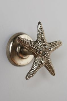 starfish door handle | Home Decor | Pinterest | Door handles, Doors ...