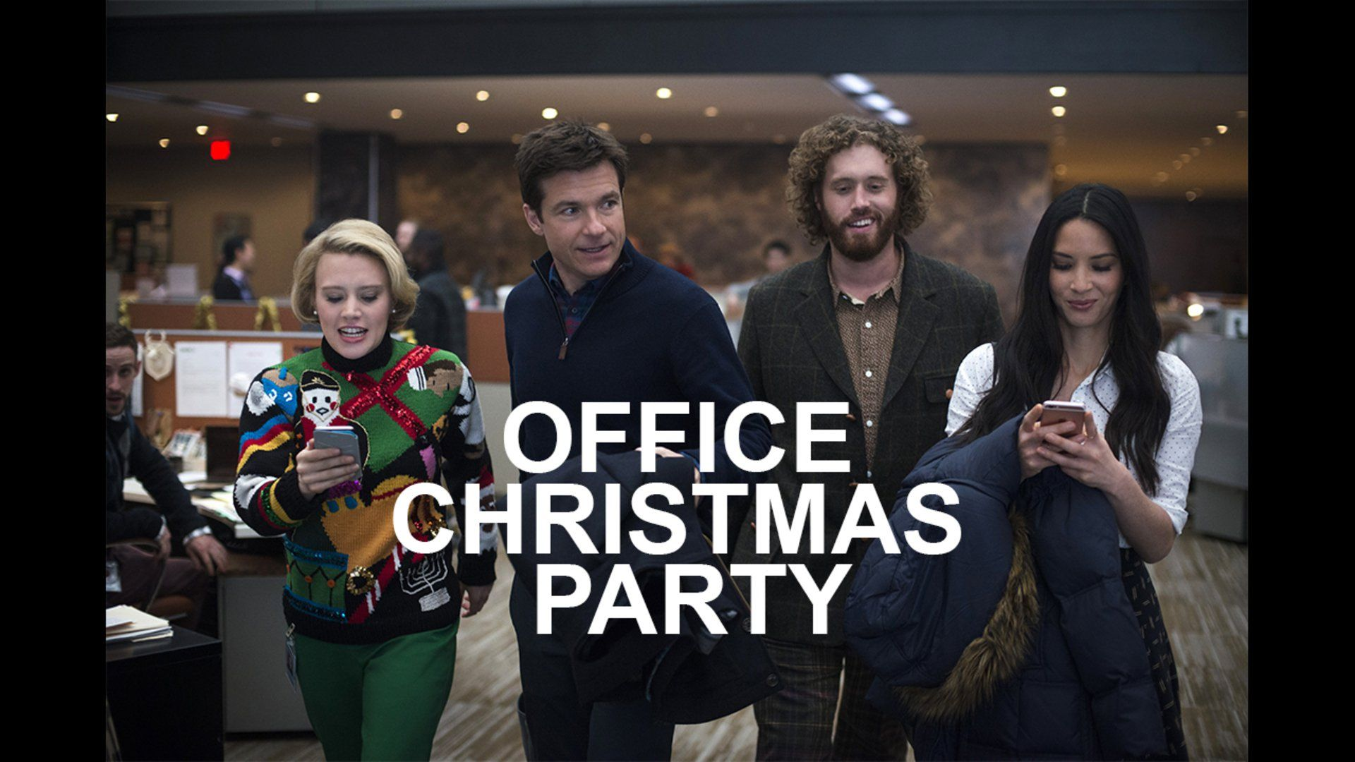 Watch Movie Office Christmas Party 2016 Full Online Free