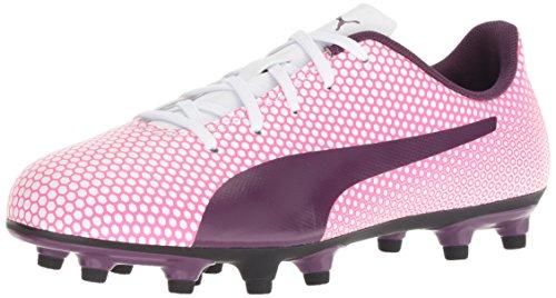 Puma Unisex Spirit Fg Jr Soccer Shoe White Shadow Purple Https Www Amazon Com Dp B077tcwm7c Ref Cm Sw R Pi Dp U X Nszv Soccer Shoe Soccer Shoes Puma Kids
