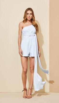 MACAQUINHO UM OMBRO FAIXAS - MC28329-99 | Skazi, Moda feminina, roupa casual, vestidos, saias, mulher moderna