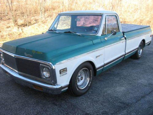 1971 chevy c10 lowered long bed custom us 8 500 00 lowered