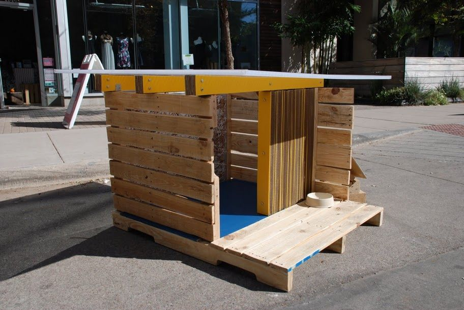 diy pallet dog house pallet dog house dog houses and wood pallets