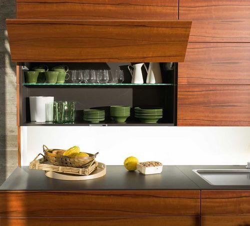 Tall kitchen cabinet WALL OF TALL UNITS Warendorf | Keuken