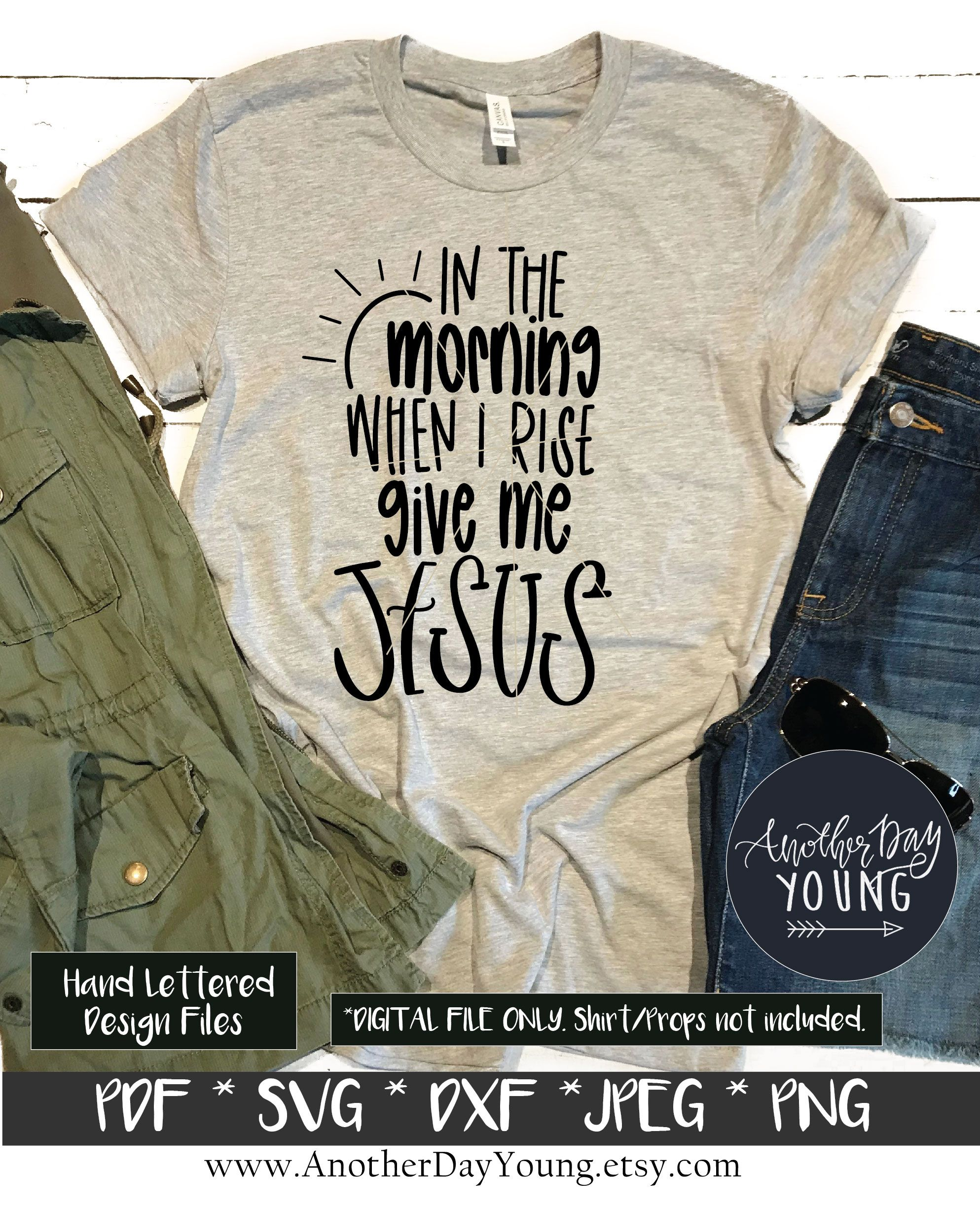 Pin by Another Day Young on Hand Lettered Christian SVG ...