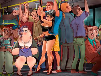 Cartoon Porn Orgasm Color - Animated Tales - Erotic Stories, Porn Tales and Cartoons