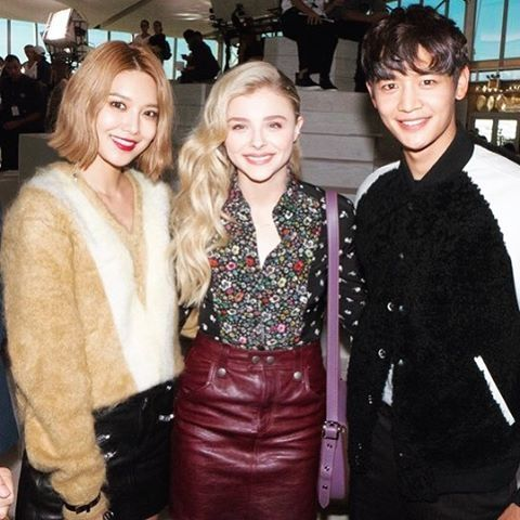 K Pop Stars Come Out In Style For New York Fashion Week New York Fashion Week Fashion New York Fashion