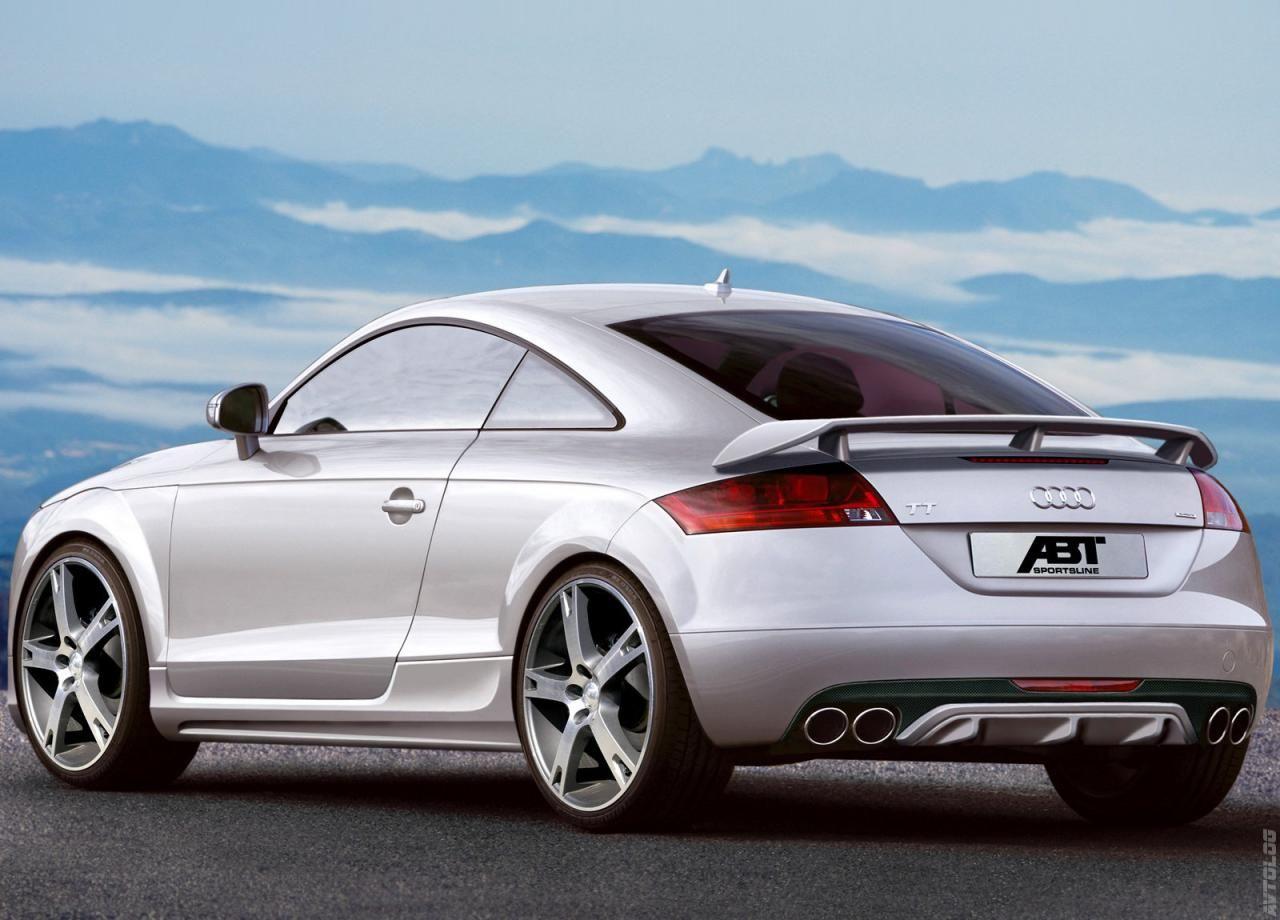 2007 ABT Audi TT Audi tt, Audi, Audi cars