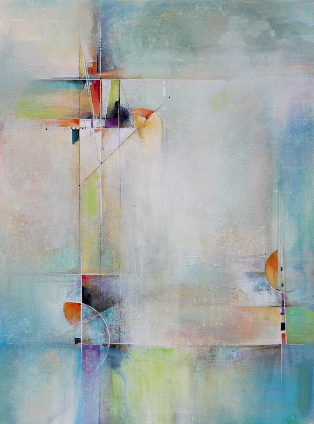 Abstract Contemporary Paintings  Latest Work  Art