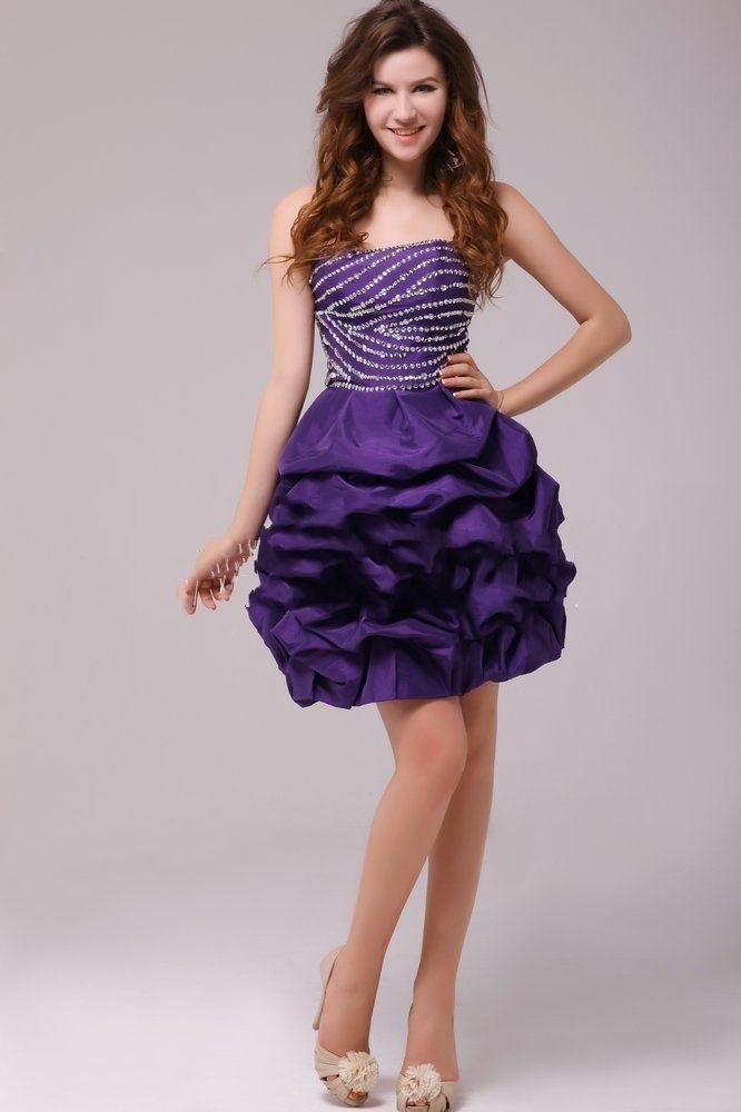 Purple Cocktail Dresses  Purple Cocktail Dress  Things to Wear ...