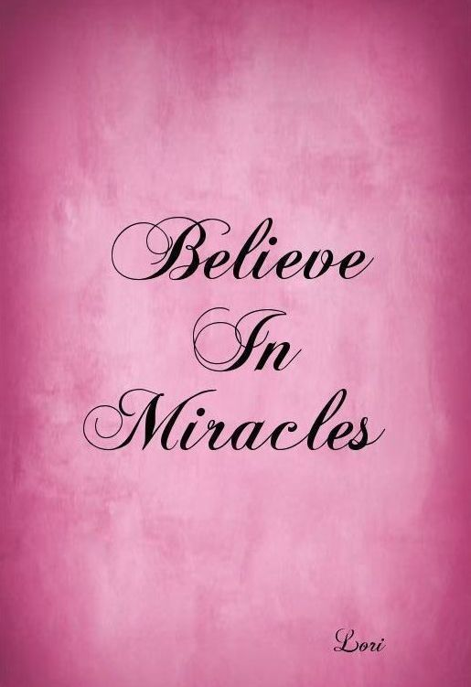 Do You Believe In Miracles Love Is A Miracle Itself Especially The More Give It Away Itll Come To