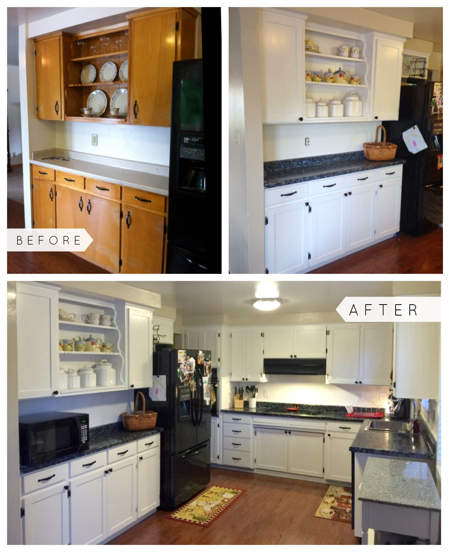 Giani Granite Countertop Paint Helped Entire