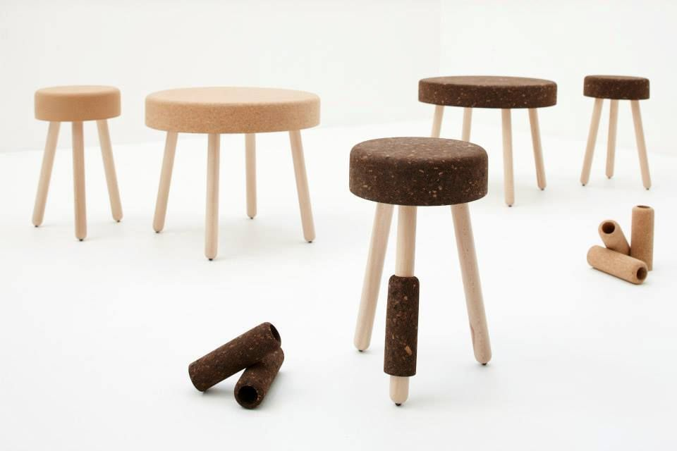 Poodle Stools Laurie Wiid Van Heerden Furniture South African Design Decor Design