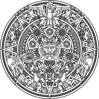 i like this one because it s aztec rather than asian as