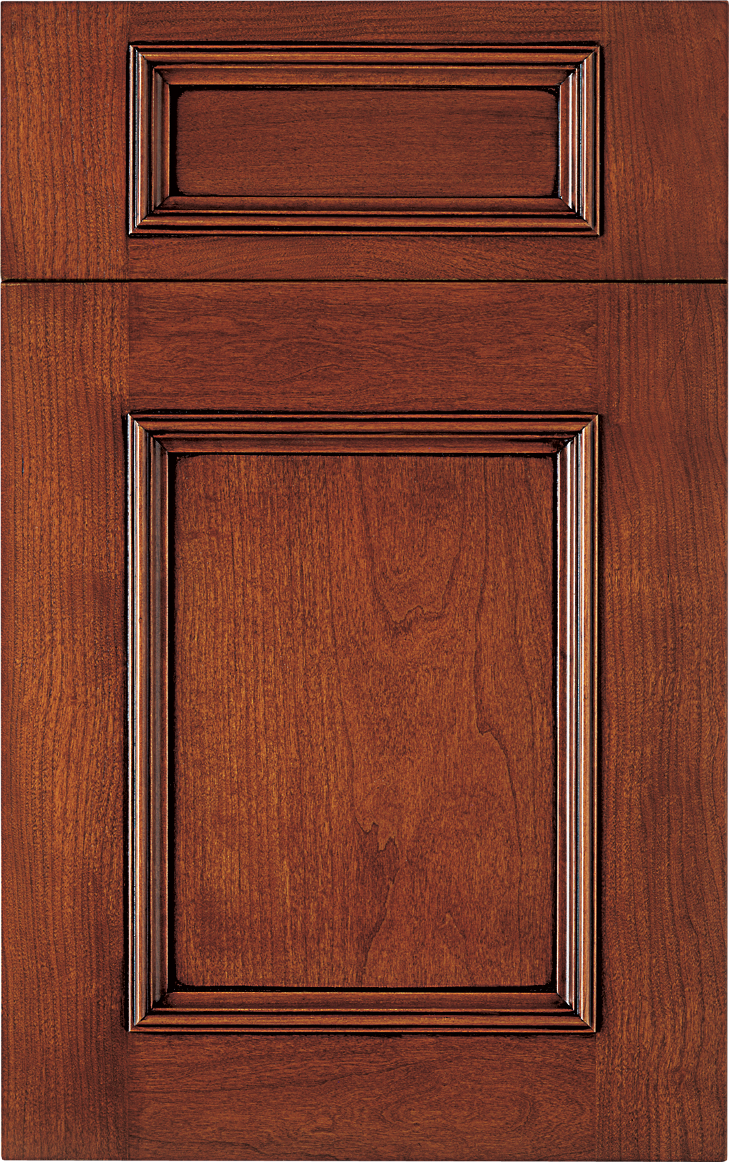Cherry Kitchen Cabinet Doors Kitchen Springfield Recessed Wood Mode Fine Custom