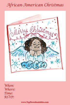 Free Printable Christmas Flyer Templates Free Printable Party