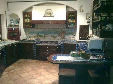 30 Cucine in Muratura Rustiche dal Design Classico | rustico ...