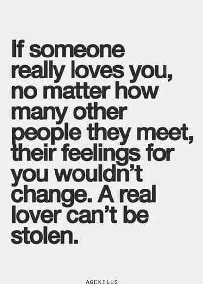 It Really Doesn T Matter How Many People Your Significant Other Comes Across It Doesn T Matter How Many Tr True Quotes Inspirational Quotes Be Yourself Quotes