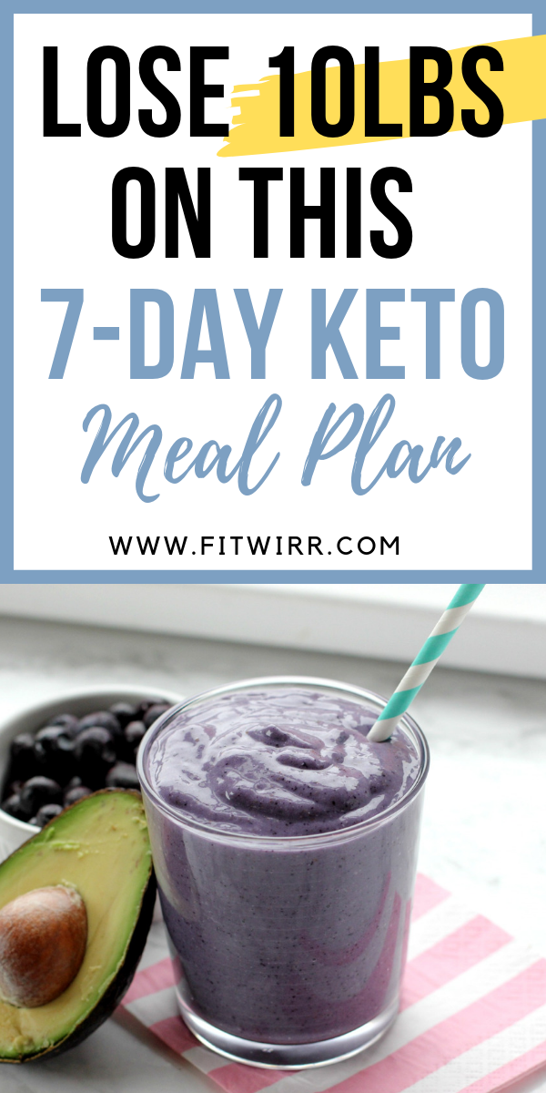 Photo of Keto Diet Menu: 7-Day Meal Plan for Beginners to Lose 10 LBS – Fitwirr