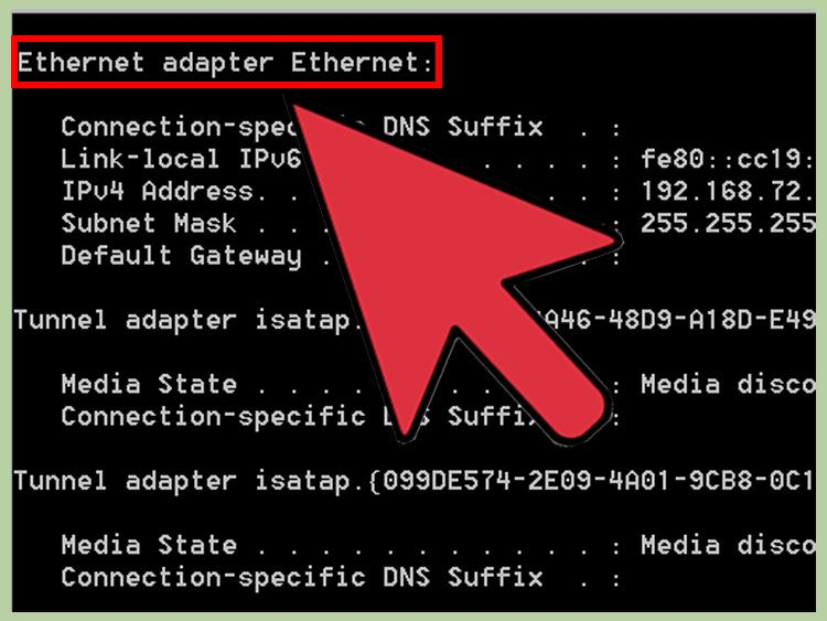 7 Ways To Find Out Your Ip Address In 2020 How To Find Out Ip Address Router Configuration