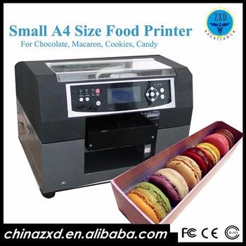 탑 식용 프린터 인쇄 비스킷 케이크 마카롱 인쇄 Ce Fcc Rohs 인증 Buy 식품 평판 프린터 식용 잉크 케이크 프린터 디지털 케이크 프린터 Product On Alibaba Com Macaron Cookies Edible Food Biscuit Cake