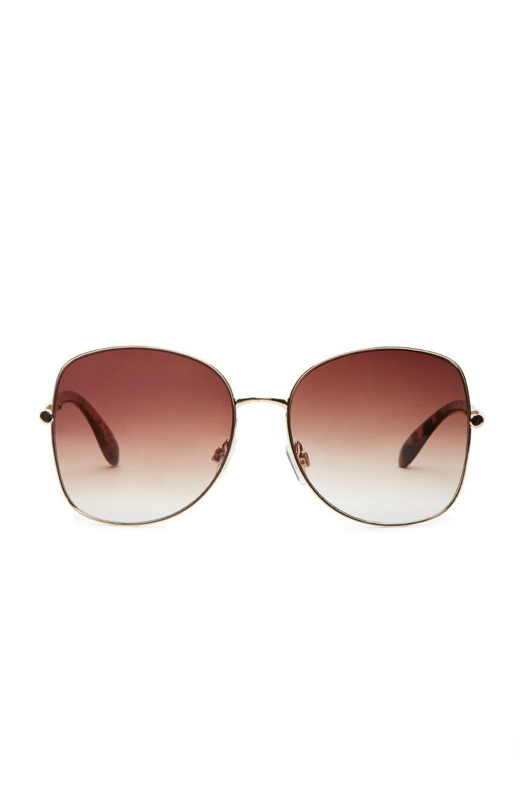 ac9ce43a00a Gradient Square Sunglasses